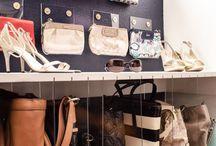 Laukut, kengät/Purses, bags & shoes