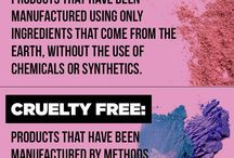 Cruelty-Free Basics / Brands that are & where to buy them and info on being cruelty-free