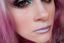 Colorful Makeup / Makeup using bright and/or multiple colors