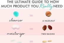 Beauty Tips / Natural Tips to do and What to watch out for in Products