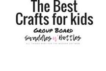 The Best Crafts for the Kids {Group Board} / A collection of the best crafts on Pinterest to do with your kiddos, including free printables! If you would like to join, please email caroline(at)swaddlesnbottles.com. No pin limit per day, but no duplicate pins allowed in the same week of original pin. New Contributors are WELCOME :)  Request to be added here: https://wp.me/P8qf6f-jx