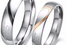 JPR Rings For Couples / Collection of ring sets for couples