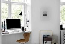 WORK environment / by Melanie Saucier