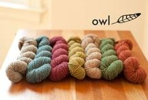 Yarn / Skeins and hanks that catch my eye