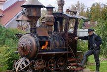 steampunk / by Amie Adrian
