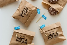 DIY Packaging and Gifting / For food / For gifts / by Melanie Saucier