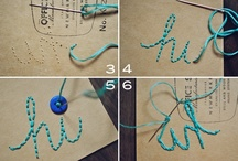 Sewing How-to's & info / by Kelly Goebel