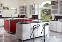 Kitchen / by The Red Vault