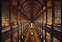 Architecture   Libraries / by Brett Wolfe