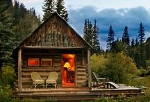 Cabin Getaways / by Nicholas Cole