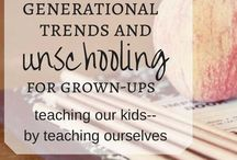 children | education.inspiration / homeschool. unschool.  cool stuff for the babes.  / by tamm adams | provisions farms