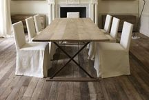 1805 | dining room / dining area in our living room / by tamm adams | provisions farms