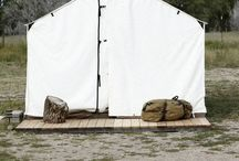 camp | glam.tent.traditional / camping in rvs, tents, glamping, food, games, organization etc. / by tamm adams | provisions farms