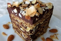 Yes please: desserts. / Delicious desserts. Relatively simple recipes and ingredients.  / by Amy Marie