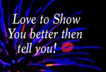 "ℓ♥√ع To Show U bette then tell You!!! / How fun It can be If ""YOU"" just take a 'U"" DAy & do IT follow along...;-) / by Daysha64"
