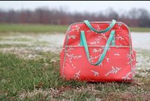 Amy Butler weekender bag / by Rebecca Smith