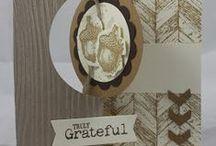 Cards - Flip-it Framelits / by Karen Aicken