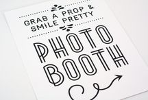create | photo prop booth / by tamm adams | provisions farms