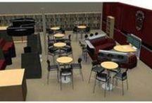 High School Library Ideas / by Teresa Apple