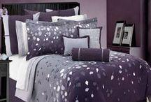 My Purple Bedroom / by Sheryl Broslat