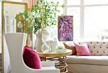 New home inspiration / Big ideas for our new home. Themes/colors/vibe. / by Leigh Miller