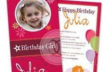 American Girl 7th Birthday Party! / by Heather Bronson