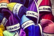 Sneakertime / Shoes are boring / by Ilse Ouwens