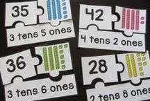 Teaching - Numeracy / Numeracy activities for the classroom.
