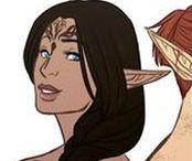 PRETTY INQUISITORS / But also pretty Wardens. Pretty Hawkes. Pretty is pretty gender neutral here