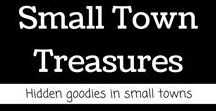 Small town treasures / This board is for anyone that finds or wants to find small town treasures. If you'd like to join the board please email me here, or on info@foryouson.com