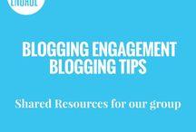 Blogging engagement blogging tips