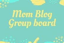 Mom Blog Group Board / A board for mom bloggers everywhere. To join please email me on info@foryouson.com.