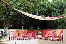 Outdoor Spaces / Exterior Decor / by Liesel Kutu