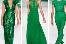 dresses || Green with Envy
