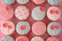 .Cupcake.&.Cake. Ideas  / by Sarah Rivera