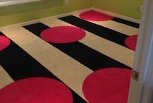 pattern floors / by Jared Viar