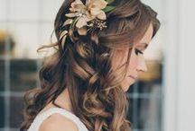 Wedding Hair / Wedding Hair Ideas