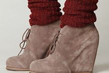 Shoes / by Tory Yeater