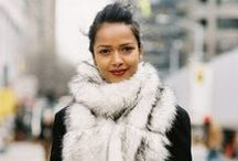 Winter Fashion / Cute outfits and street style inspiration for winter fashion.