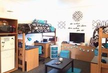 DIY Dorm Room / Now that you have your room, let the decorating begin.