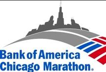 running || Chicago Marathon