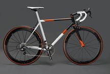 Road bicycles / For more bicycles: http://www.pinterest.com/primarius www.primarius.nl