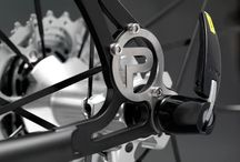 Bicycle details / For more bicycles: http://www.pinterest.com/primarius www.primarius.nl