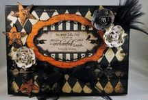Halloween / Halloween themed projects created with Basically Bare products
