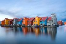 This Trip - Scandinavia / by Sylvie Cha