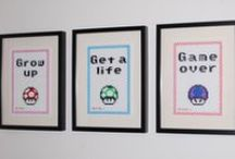 Game Room / by Holly Foti