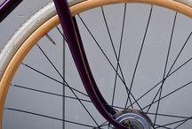 Bike. / Happy birthday to me...