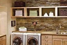 Mud Room & Laundry / by Amy Whitcomb