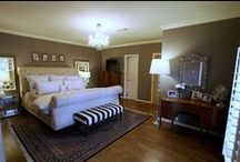 Master Bedroom / by Amy Whitcomb