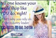 Fav Consignment, Resale, Thrift Shops & Stores / Some of my favorite resale peers! All these shops and stores can be found on HowToConsign.com 's Clickable Directory and Zoomable Map at http://HowToConsign.com/find.htm / by Kate Holmes